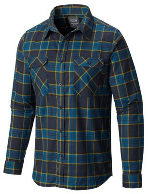 Mountain Hardwear Men's Stretchstone Flannel LS Shirt