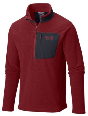 Mountain Hardwear Men's Toasty Twill 1/2 Zip