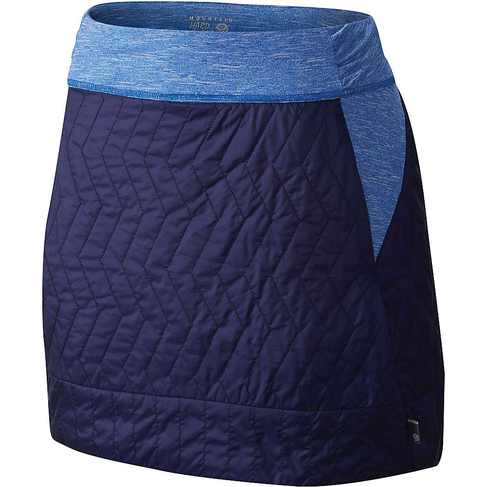 Mountain Hardwear Women S Trekkin Insulated Mini Skirt
