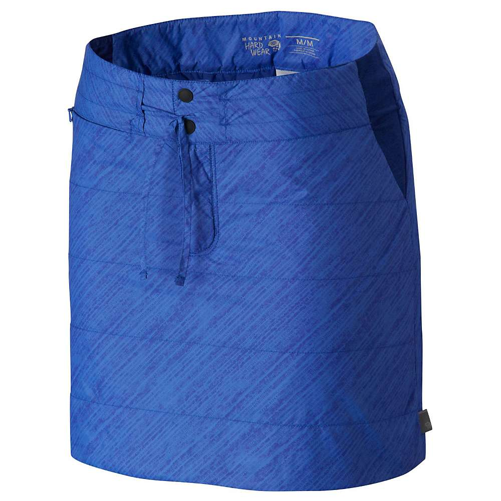 Mountain Hardwear Women S Trekkin Printed Insulated Skirt