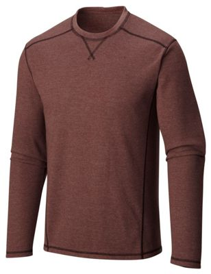 Mountain Hardwear Men's Trekkin Thermal LS Crew
