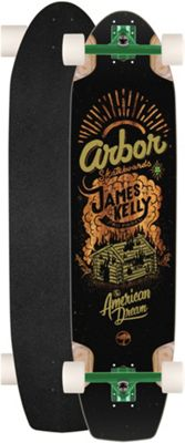 Arbor James Kelly Longboard Complete 38.5 x 9.75in