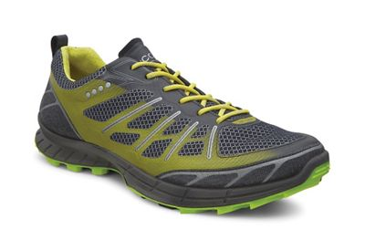 Ecco Men's Biom Trail FL Lite Neon Shoe