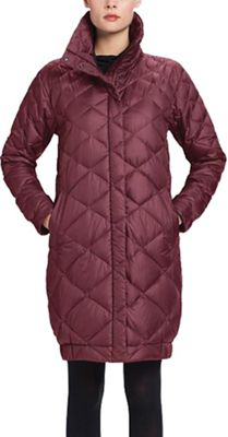 Nau Women's Cocoon Down Trench