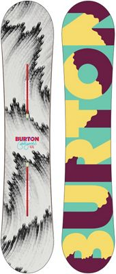 Burton Feelgood Blem Snowboard - Women's