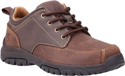 Timberland Youth Discovery Pass Plain Toe Oxford Boot