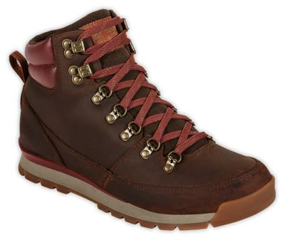 The North Face Men's Back-To-Berkeley Redux Leather Trans Boot