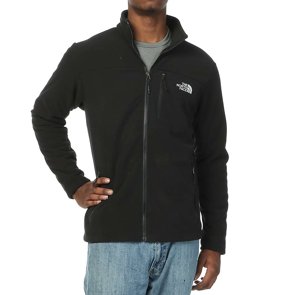 North face zipper hoodie