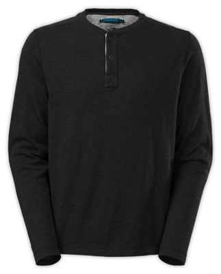 The North Face Men's LS Copperwood Henley