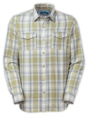 The North Face Men's LS Hayes Flannel