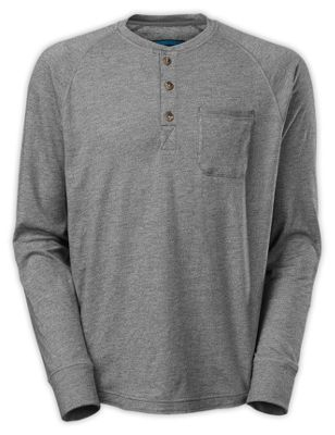The North Face Men's LS Seward Henley