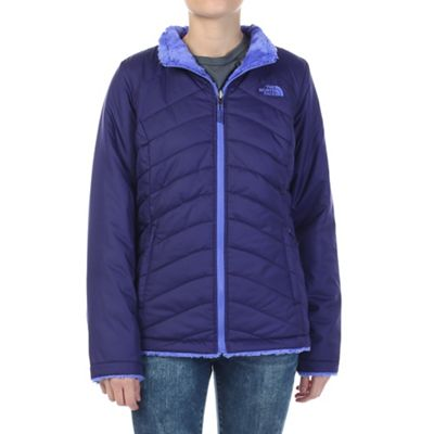 The North Face Women's Mossbud Swirl Reversible Jacket