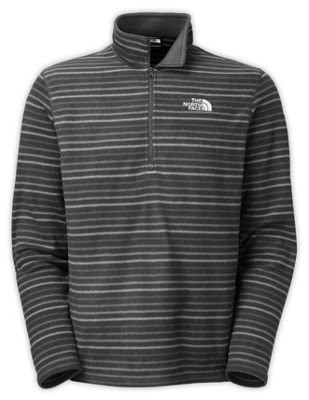 The North Face Men's TKA 100 Novelty Glacier 1/4 Zip
