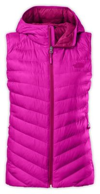 The North Face Women's Tonnerro Hooded Vest