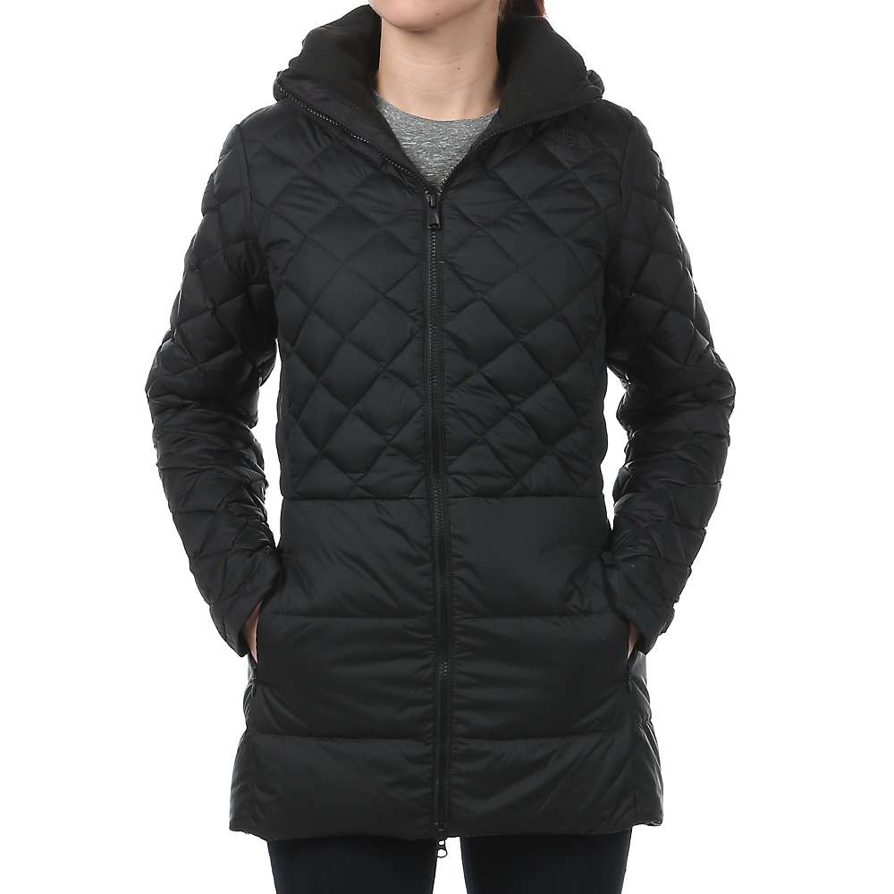 the north face quilted womens jacket xxl