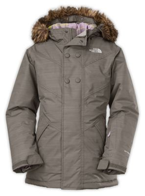 The North Face Girls' Bayley Insulated Jacket