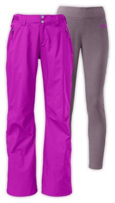 The North Face Women's Chaleta Triclimate Pant