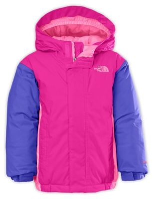 The North Face Toddler Girls' Delea Insulated Jacket