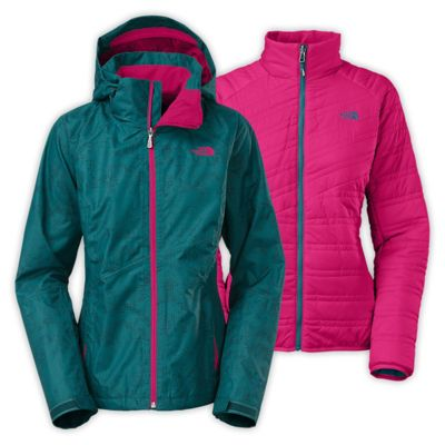 The North Face Women's Gala Triclimate Jacket