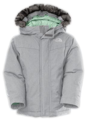 The North Face Toddler Girls' Greenland Down Jacket