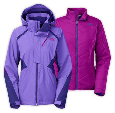 The North Face Women's Kira Triclimate Jacket