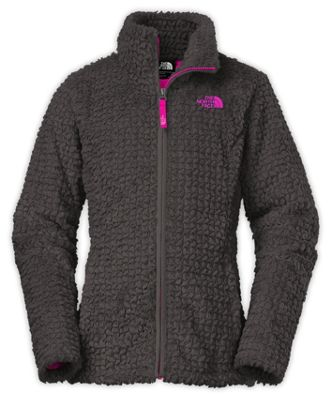The North Face Girls' Laurel Fleece Full Zip Jacket