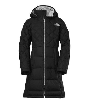 The North Face Girls' Metropolis Down Jacket