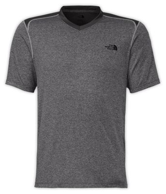The North Face Men's Reactor SS V-Neck Tee