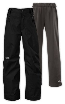 The North Face Boys' Snowquest Triclimate Pant