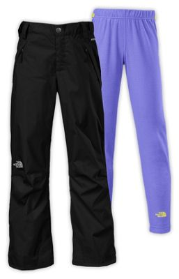 The North Face Girls' Snowquest Triclimate Pant