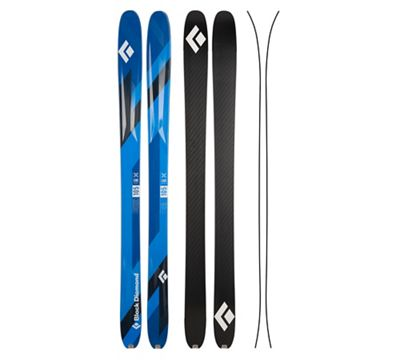 Black Diamond Link 105 Skis