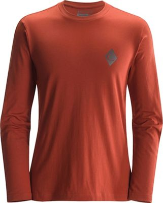 Black Diamond Men's LS Diamond C Tee