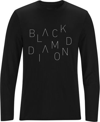 Black Diamond Men's LS Scattered Tee