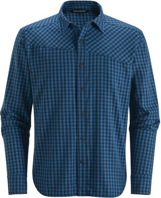 Black Diamond Men's LS Spotter Shirt