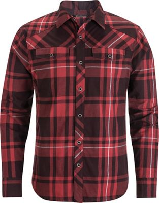 Black Diamond Men's LS Stretch Technician Shirt