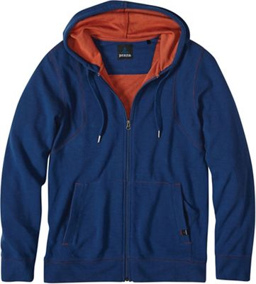 Prana Men's Barringer Full Zip Hoodie