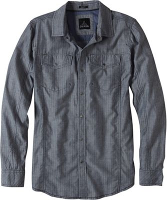 Prana Men's Hollis Slim Shirt