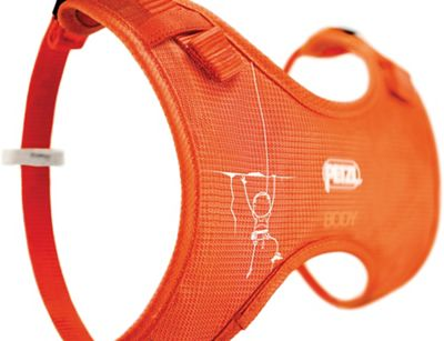 Petzl Kids' Macchu Body Climbing Harness