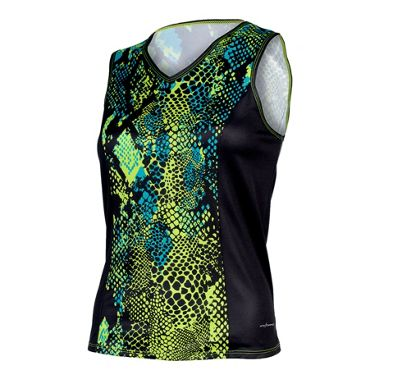 Shebeest Women's Easy V Sleeveless Jersey