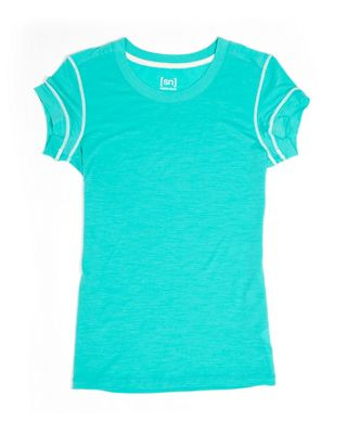 Super Natural Women's Cap Sleeve Tee 140