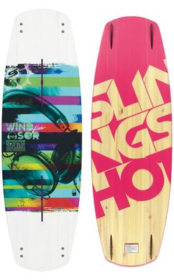 Slingshot Windsor Wakeboard 137 - Men's