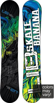 Lib Tech Skate Banana Snowboard 152 - Men's