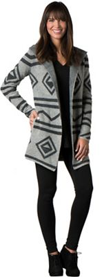 Toad & Co. Women's Merino Diamond Hoodie
