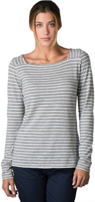 Toad & Co. Women's Stripe Out Boat Neck Tee