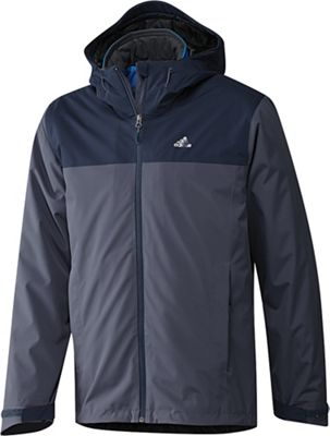 Adidas Men's 3IN1 Insulated Wandertag Jacket