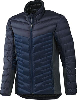 Adidas Men's Alpherr Hybrid Jacket