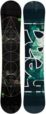 Head True Wide Snowboard 163 - Men's