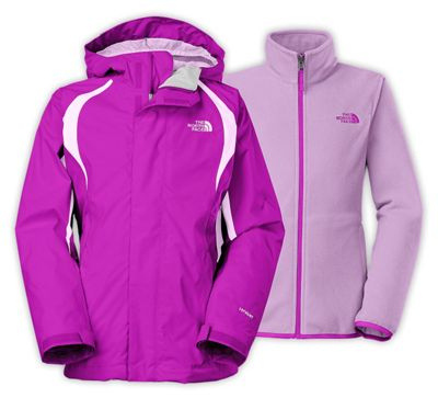 The North Face Girls' Mountain Triclimate Jacket