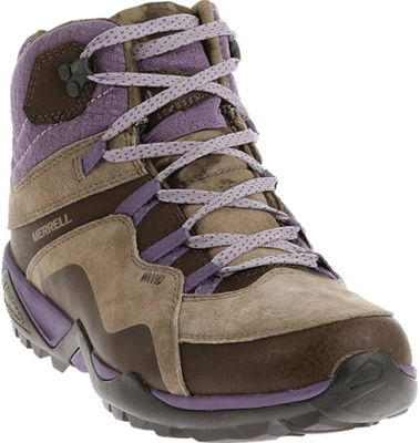 Merrell Women's Fluorecein Mid Waterproof Boot