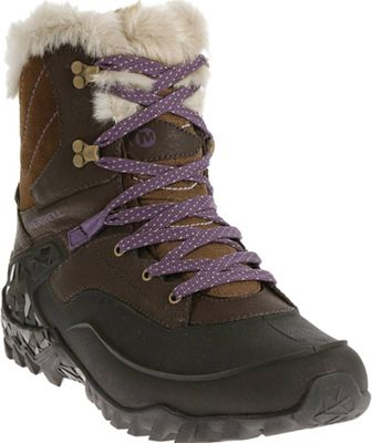 Merrell Women's Fluorecein Shell 8 Waterproof Boot